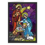 Holy Family Card