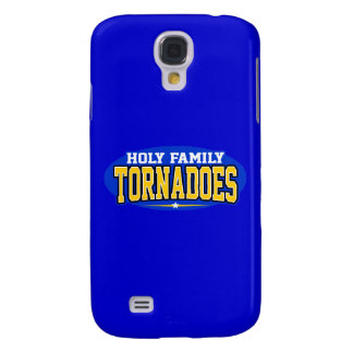 Holy Family Catholic High School; Tornadoes Samsung Galaxy S4 Cover