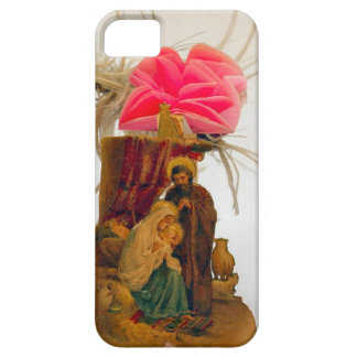 HOLY FAMILY DECORATION iPhone 5 COVERS