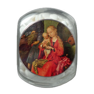 Holy Family Jelly Belly Candy Jars