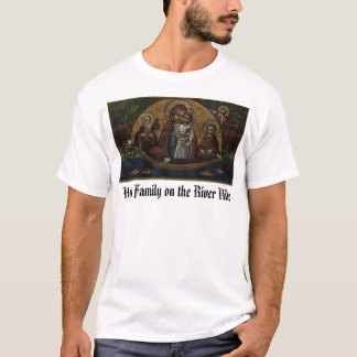 Holy Family on the River Nile, Holy Family on t... T-Shirt