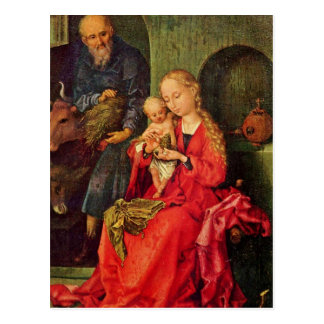 Holy Family Postcard