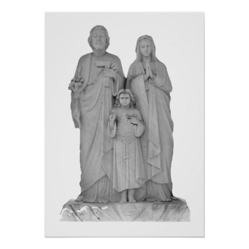 Holy Family ~ print
