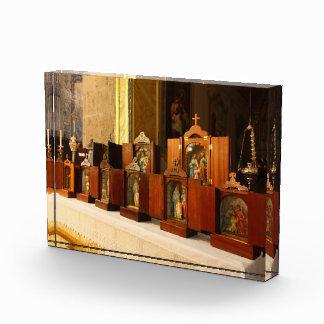 Holy Family shrines Award