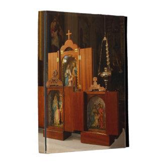 Holy Family shrines iPad Cases