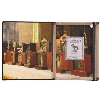 Holy Family shrines iPad Cover