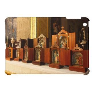 Holy Family shrines iPad Mini Case