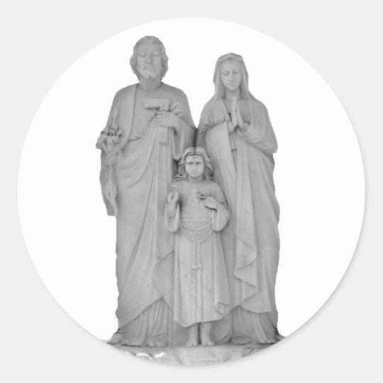 Holy Family ~ sticker