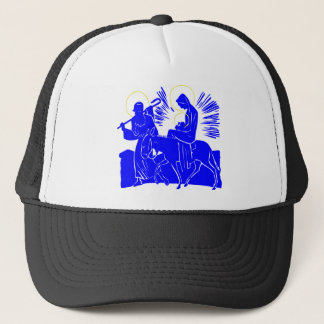 Holy Family Trucker Hat