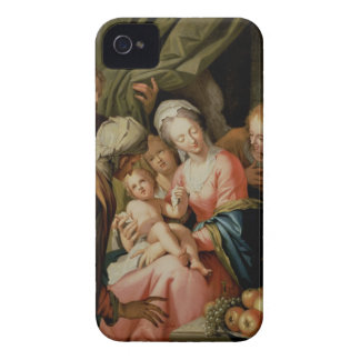 Holy Family with St. Anne Case-Mate iPhone 4 Cases