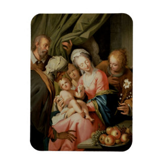 Holy Family with St. Anne Flexible Magnet