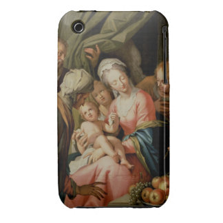Holy Family with St. Anne iPhone 3 Covers