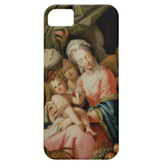 Holy Family with St. Anne iPhone 5 Cover