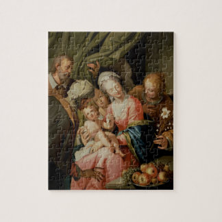 Holy Family with St. Anne Jigsaw Puzzle