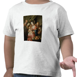 Holy Family with St Anne Tshirt