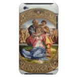 Holy Family with St. John (Doni Tondo), 1504-05 (o iPod Case-Mate Cases