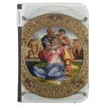 Holy Family with St. John (Doni Tondo), 1504-05 (o Kindle 3G Cover