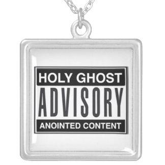 Holy Ghost Advisory Pendant By Nana King