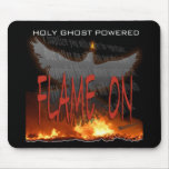 Holy Ghost Powered Mouse Pad
