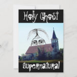 Holy Ghost Supernatural Thank You Card