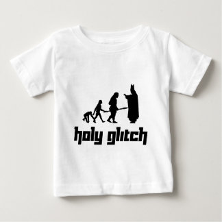 Holy Glitch Baby T-Shirt