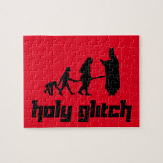 Holy Glitch Puzzle