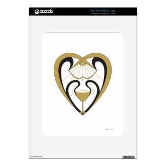 Holy Grail Decal For iPad