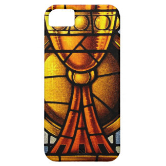 Holy Grail Stained Glass - Sacrament iPhone SE/5/5s Case
