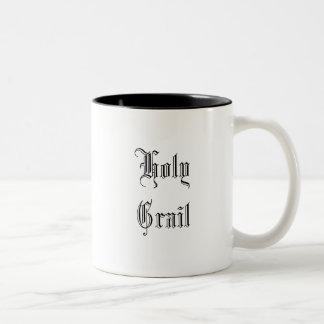 Holy Grail Two-Tone Coffee Mug