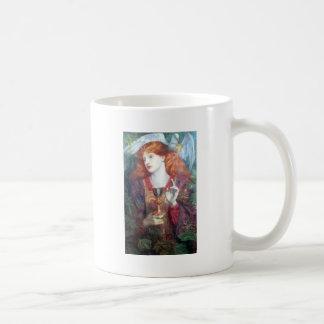 Holy Grail Woman & Chalice Coffee Mug