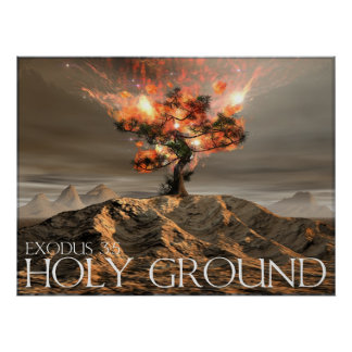 Holy Ground Poster