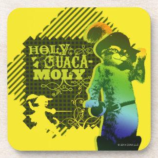 Holy Guacamole Beverage Coaster