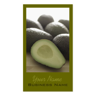 Holy Guacamole Business Cards