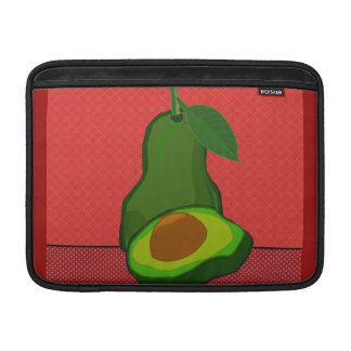 Holy Guacamole! Delicious Avocado! MacBook Sleeve