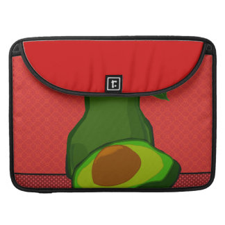 Holy Guacamole! Delicious Avocado! Sleeve For MacBook Pro