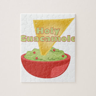 Holy Guacamole Jigsaw Puzzle