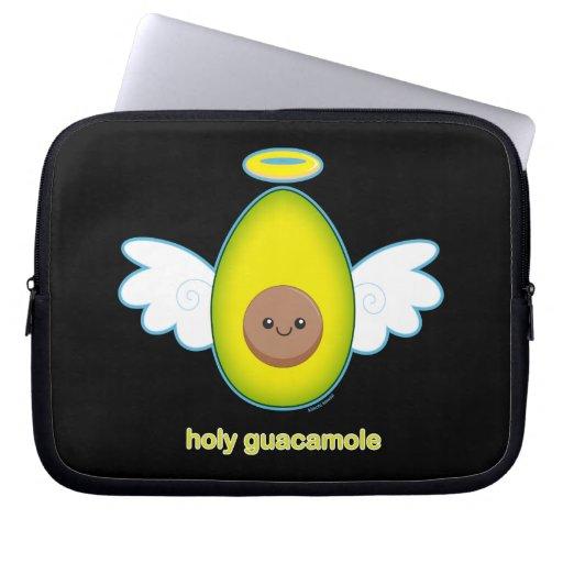 Holy Guacamole Laptop Computer Sleeve