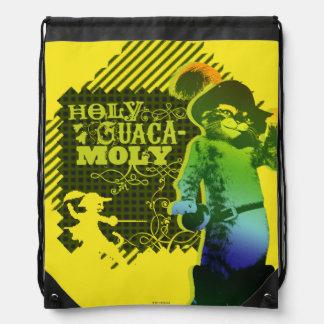 Holy Guacamole Drawstring Backpack