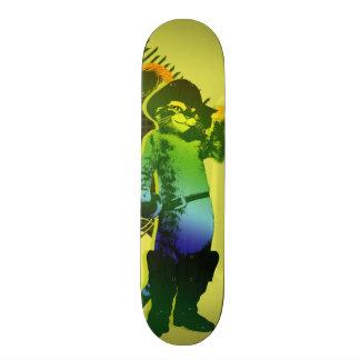 Holy Guacamole Skateboard Deck