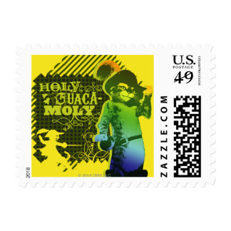 Holy Guacamole Stamp