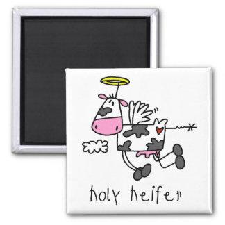 Holy Heifer Tshirts and Gifts Fridge Magnets