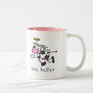 Holy Heifer Tshirts and Gifts Mugs