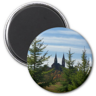 Holy Hill 2 Inch Round Magnet