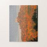 "Holy Hill Basilica Jigsaw Puzzle<br><div class=""desc"">Beautiful fall foliage at Holy Hill Basilica Hubertus,  Wisconsin</div>"