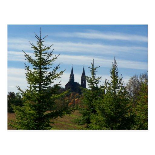 Holy Hill Postcard