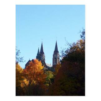 Holy Hill Postcard