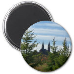 Holy Hill Refrigerator Magnet