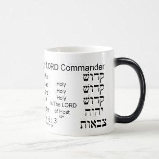 Holy Holy Holy is the LORD Magic Mug