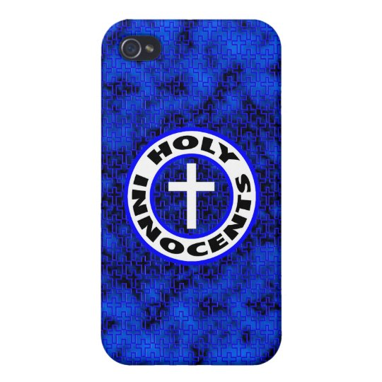 Holy Innocents Case For iPhone 4