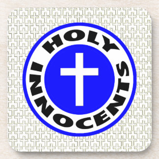 Holy Innocents Drink Coaster